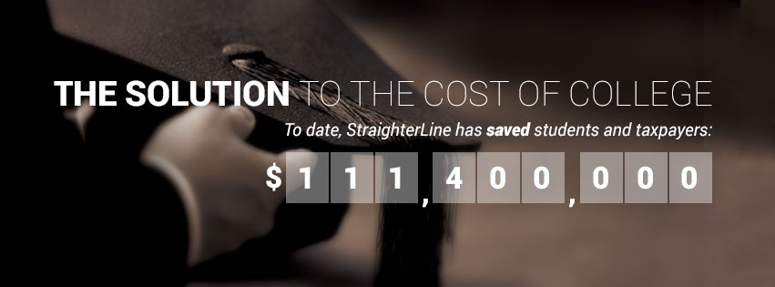 StraighterLine offers all of the courses you need, like mathematics, science, language arts, and more, so you will be sure to find something for your interests. You can save on your next online course by using a StraighterLine coupon code when enrolling today!