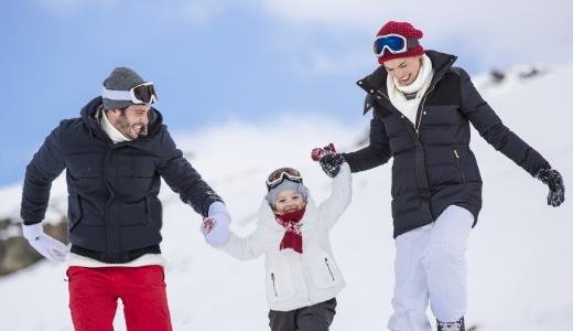 Europe's Best Ski Destination For Families
