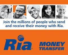 Ria Money Transfer Image