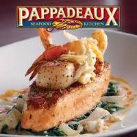 photograph regarding Pappadeaux Coupons Printable named Help you save $$$ with Pappadeaux Seafood Kitchen area Discount codes Promo