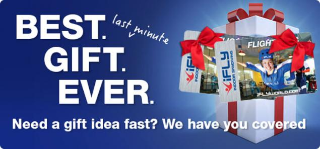 How do you get coupons for iFLY indoor skydiving?